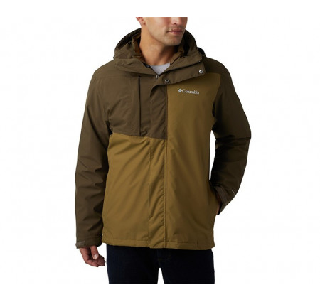 Columbia Men's Tolt Track Interchange Jacket