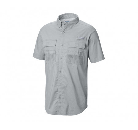 Columbia Men's Half Moon Short Sleeve Shirt