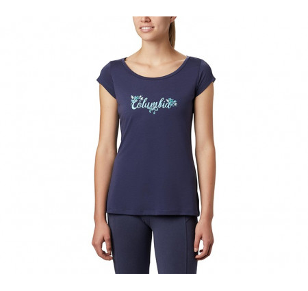 Columbia Women's Shady Grove Short Sleeve Tee
