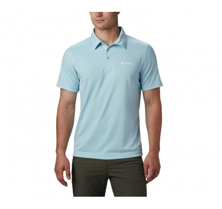 Columbia Men's Mist Trail Short Sleeve Polo