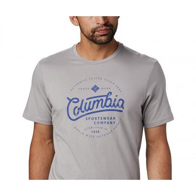 Columbia Men's Path Lake Graphic Tee