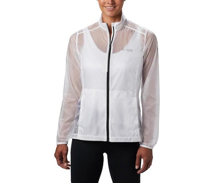 Columbia Women's FKT Windbreaker Jacket