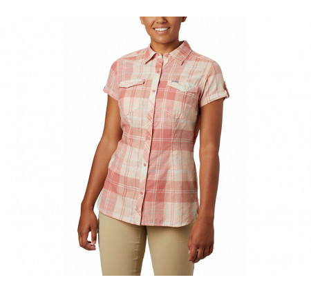 Columbia Women's Camp Henry II Short Sleeve Shirt