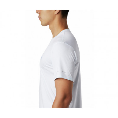 Columbia Men's Zero Rules Short Sleeve Graphic Shirt
