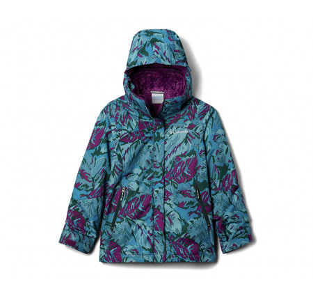 Columbia Girl's Bugaboo II Fleece Interchange Jacket