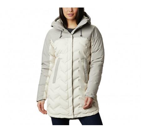 Columbia Women's Mountain Croo Long Down Jacket