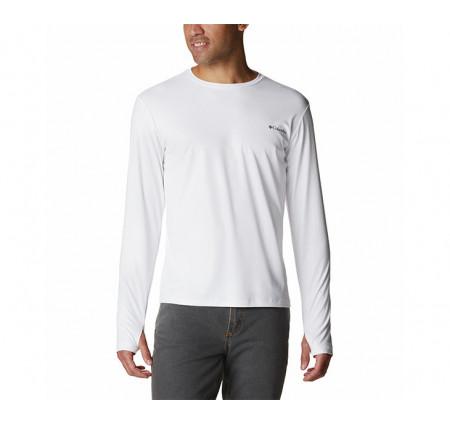 Sun Deflector Summerdry Ls Shirt Mens