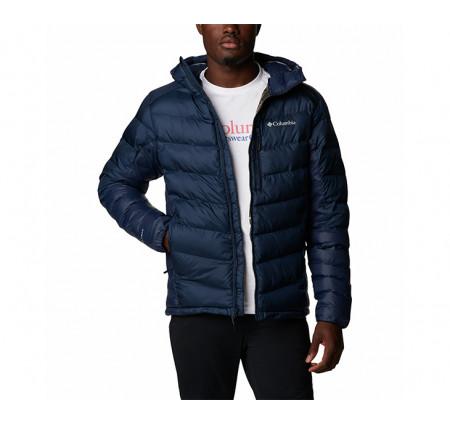 Labyrinth Loop Hooded Jacket Mens